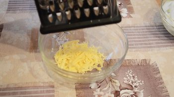 Гратен из картофеля с грибами 8 шаг
