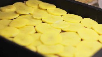 Гратен из картофеля с фаршем 7 шаг